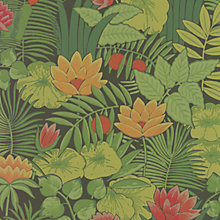 Buy Little Greene Paint Co. Reverie Floral Wallpaper Online at johnlewis.com