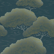 Buy Little Greene Paint Co. Pines Wallpaper Online at johnlewis.com