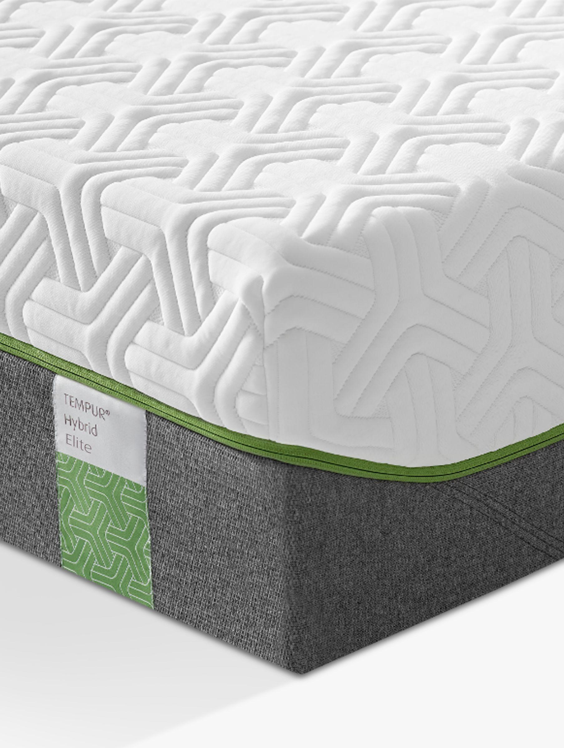 Tempur Tempur Hybrid Elite 25 Pocket Spring Memory Foam Mattress, Medium Tension, Continental King Size