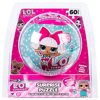 Image of L.O.L Surprise Puzzle Sphere