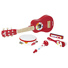 Buy Janod Confetti Music Live Musical Set Online at johnlewis.com