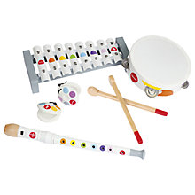 Buy Janod Confetti Musical Set Online at johnlewis.com