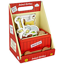 Buy Dear Zoo Animal Wooden Skittles Online at johnlewis.com