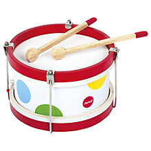 Buy Janod My First Confetti Drum Online at johnlewis.com