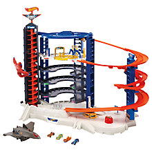 Buy Hot Wheels Super Ultimate Garage Play Set Online at johnlewis.com