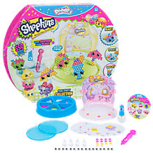 Buy Shopkins Beados Activity Pack Online at johnlewis.com