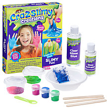 Buy Cra-Z-Art Cra-Z-Slimy Creations Fun Kit Online at johnlewis.com