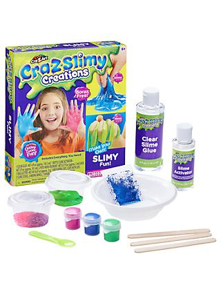 Cra-Z-Art Cra-Z-Slimy Creations Fun Kit