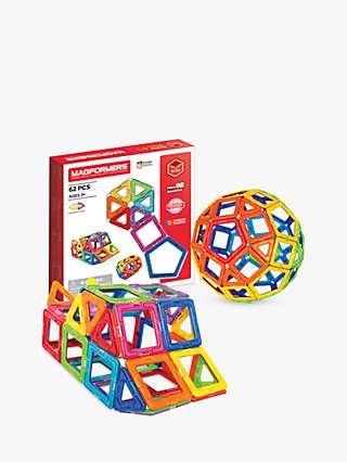 Magformers Standard 62 Piece Construction Set
