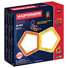 Buy Magformers Pentagon Set Online at johnlewis.com