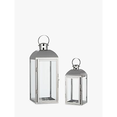 John Lewis Bloomsbury Lanterns, Set of 2