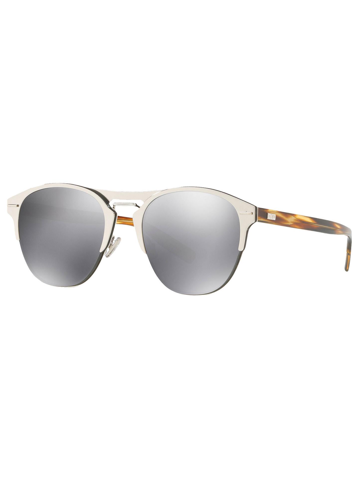 1f623d6d4ecb Dior DiorChrono Oval Sunglasses at John Lewis   Partners