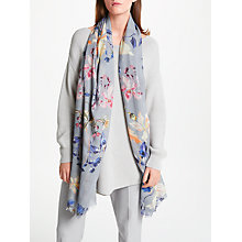 Buy Modern Rarity Digital Archive Lillie Scarf, Grey Mix Online at johnlewis.com