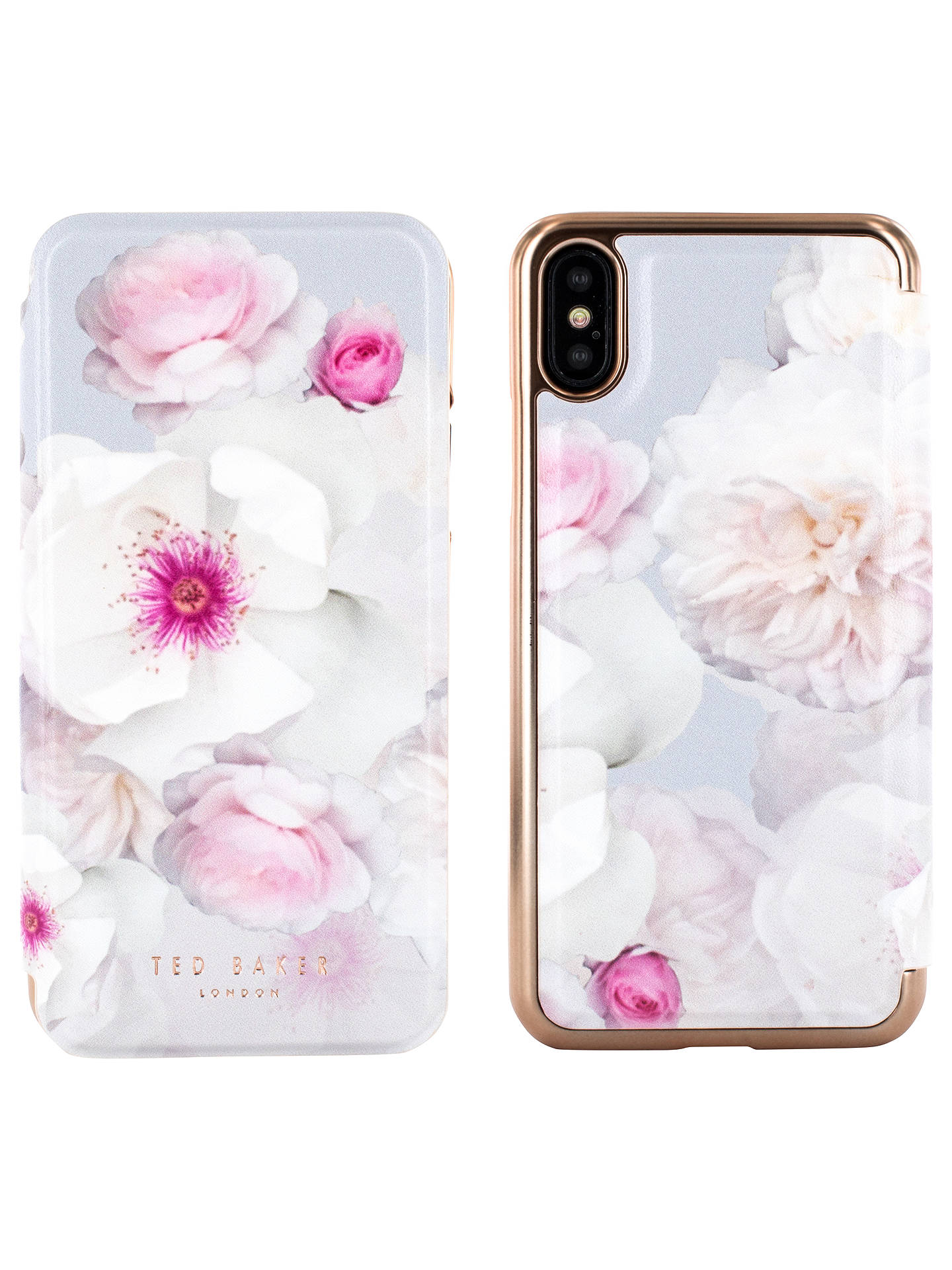 official photos 674e8 cec27 Ted Baker Nalibise Case for iPhone X