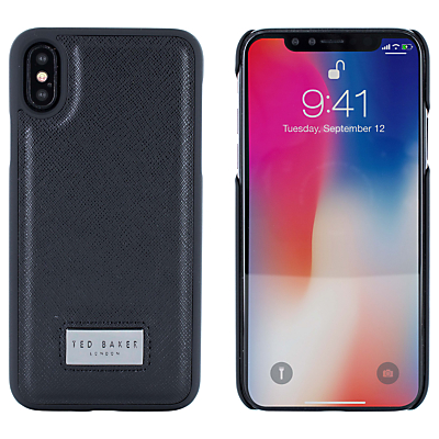 Image of Ted Baker Franky Case for iPhone X, Black