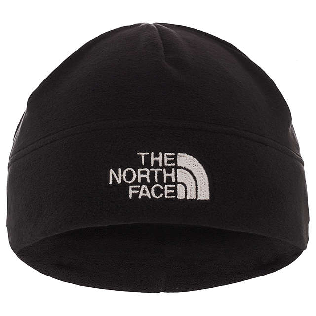 BuyThe North Face Flash Fleece Beanie, Large, Black Online at johnlewis.com