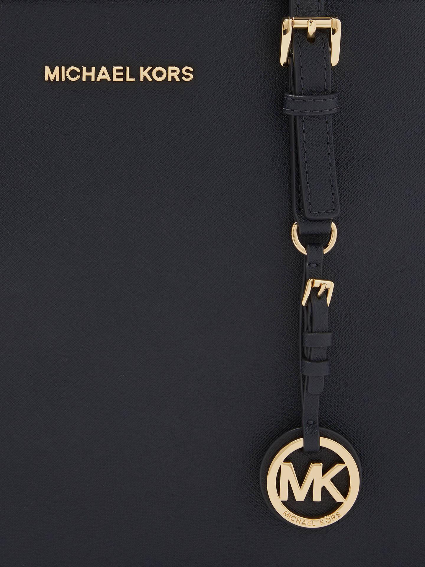 c3b20cb3e5e8 ... Buy MICHAEL Michael Kors Jet Set East/West Large Leather Tote Bag,  Admiral Online ...