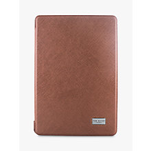 "Buy Ted Baker 10.5"" Case for iPad Pro 2017, Brown Online at johnlewis.com"