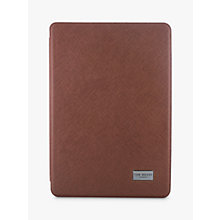 "Buy Ted Baker 9.7"" Case for iPad 2017, Brown Online at johnlewis.com"