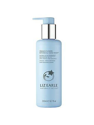 Liz Earle Orange Flower Botanical Hand Wash™, 200ml