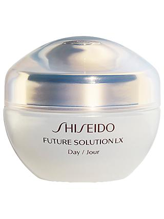 Shiseido Future Solution LX Total Protective Day Cream, 50ml