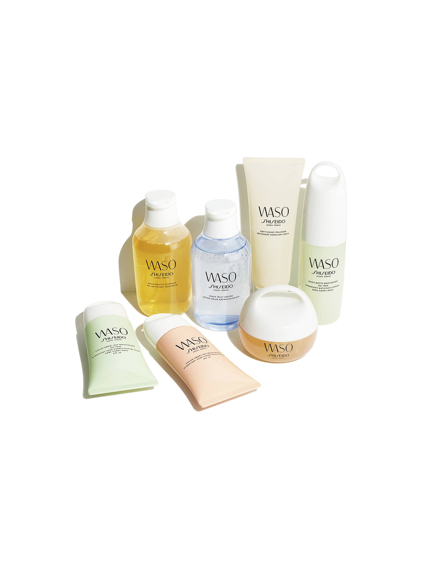 Buy Shiseido WASO Fresh Jelly Lotion, 150ml Online at johnlewis.com