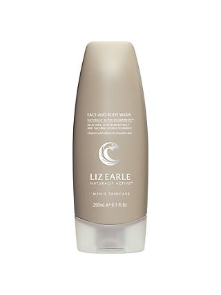 Liz Earle for Men Face & Body Wash, 200ml