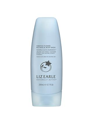 Liz Earle Orange Flower Botanical Body Wash™, 200ml