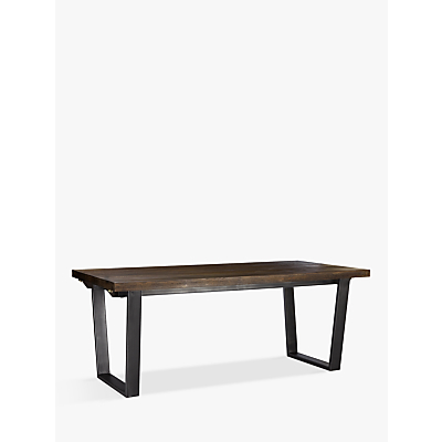 John Lewis Calia 8-12 Seater Extending Dining Table