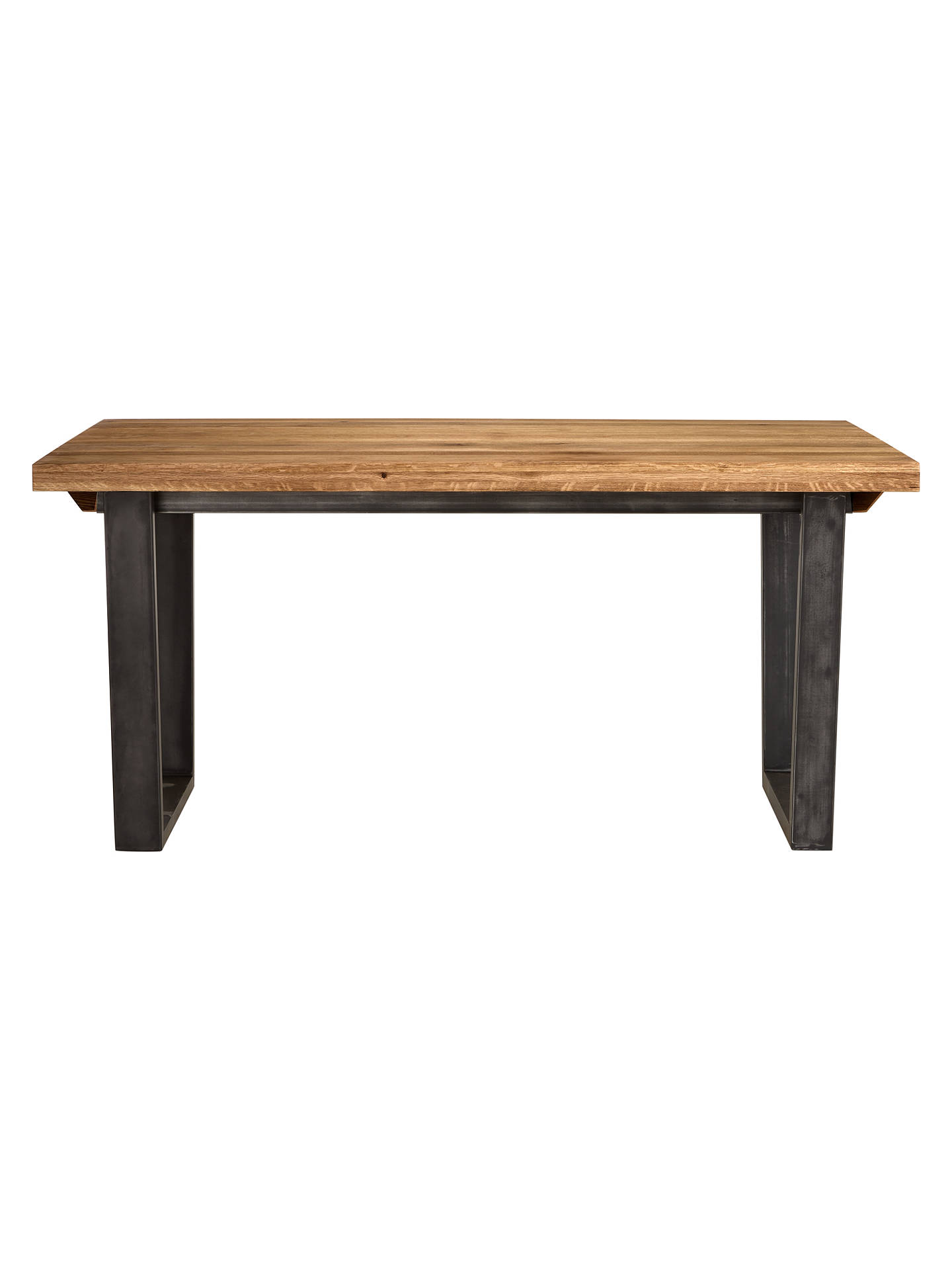 BuyJohn Lewis & Partners Calia 6-10 Seater Extending Dining Table, Oak Online at johnlewis.com