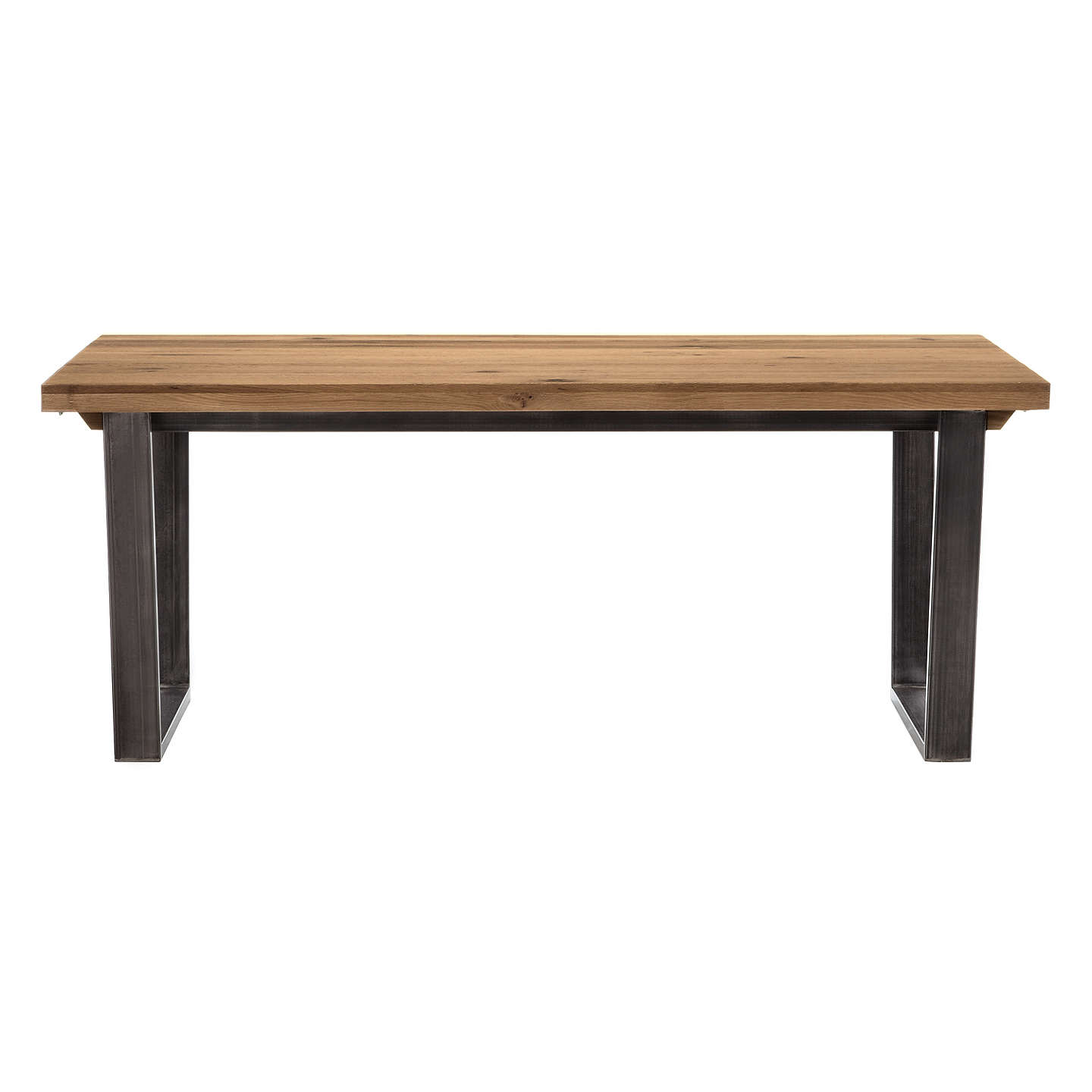 BuyJohn Lewis Calia 8-12 Seater Extending Dining Table, Oak Online at johnlewis.com
