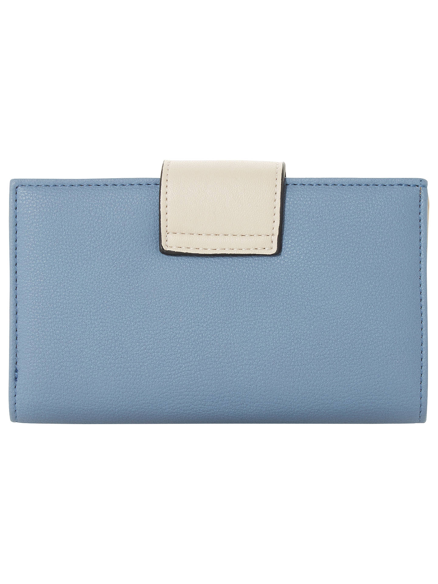 Buy Dune Kandey Colour Block Purse, Blue Online at johnlewis.com