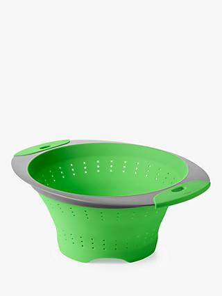 OXO Good Grips Collapsible Colander, Green, 4L