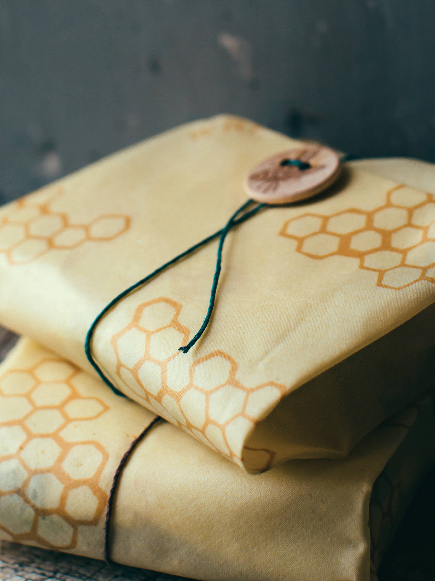 Buy Bee's Wrap Honeycomb Reusable Sandwich Wrap Online at johnlewis.com