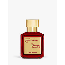 Buy Maison Francis Kurkdjian Baccarat Rouge 540 Extrait de Parfum, 70ml Online at johnlewis.com