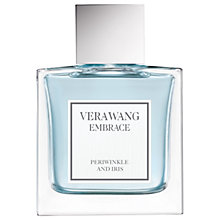 Buy Vera Wang Embrace Periwinkle & Iris Eau de Toilette, 30ml Online at johnlewis.com