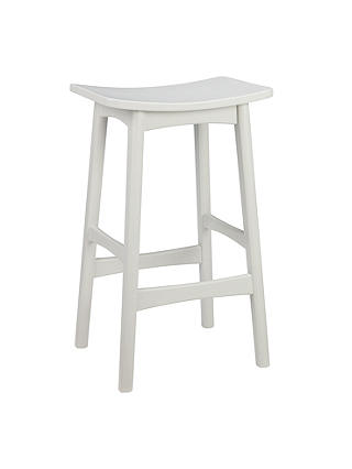 Buy House by John Lewis Milo Barstool, Smoke Online at johnlewis.com