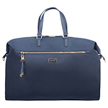 Buy Samsonite Karissa Biz Duffle Bag, Navy Online at johnlewis.com