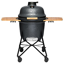 Buy BergHOFF Large Ceramic Oven Charcoal BBQ with Shelves Online at johnlewis.com