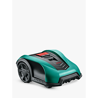 Product photo of Bosch rotak indego 350 connect lawnmower