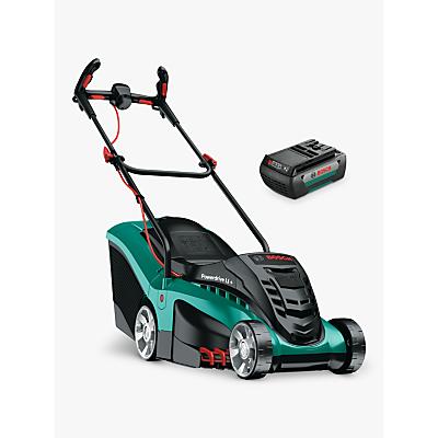 Bosch Rotak 370 Cordless Lawnmower