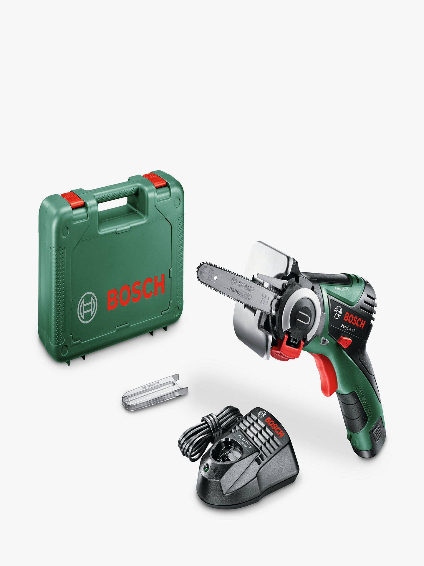 BuyBosch Easy Cut 12 Lithium-Ion Cordless Multi Saw Online at johnlewis.com