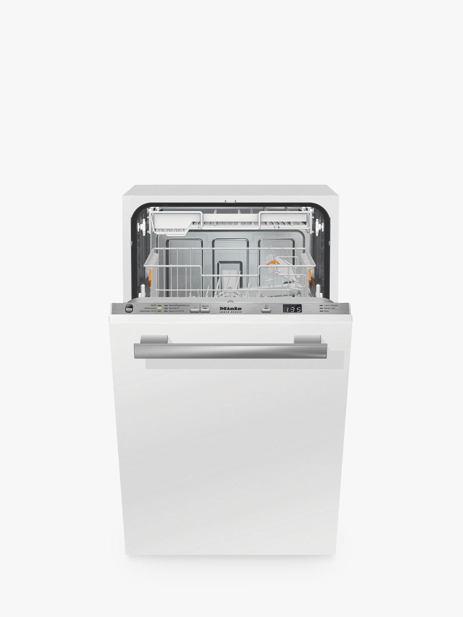 Miele Miele G4782SCVi Integrated Slimline Dishwasher
