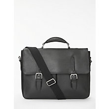 Buy John Lewis Salzburg Leather Mini Briefcase Online at johnlewis.com