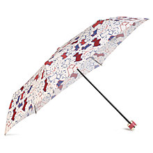 Buy Radley Speckle Dog Mini Umbrella Online at johnlewis.com