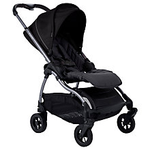 Buy iCandy Raspberry Pushchair, Moonrock/Bloomsbury Black Online at johnlewis.com