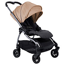 Buy iCandy Raspberry Pushchair, Moonrock/Savile Row Sand Online at johnlewis.com