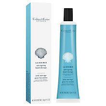 Buy Crabtree & Evelyn La Source Anti-Ageing Hand Therapy Cream, 70g Online at johnlewis.com