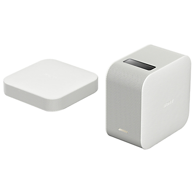 Image of Sony LSPX-P1 HD 720p Ultra Short Throw Portable Laser Projector with Wi-Fi