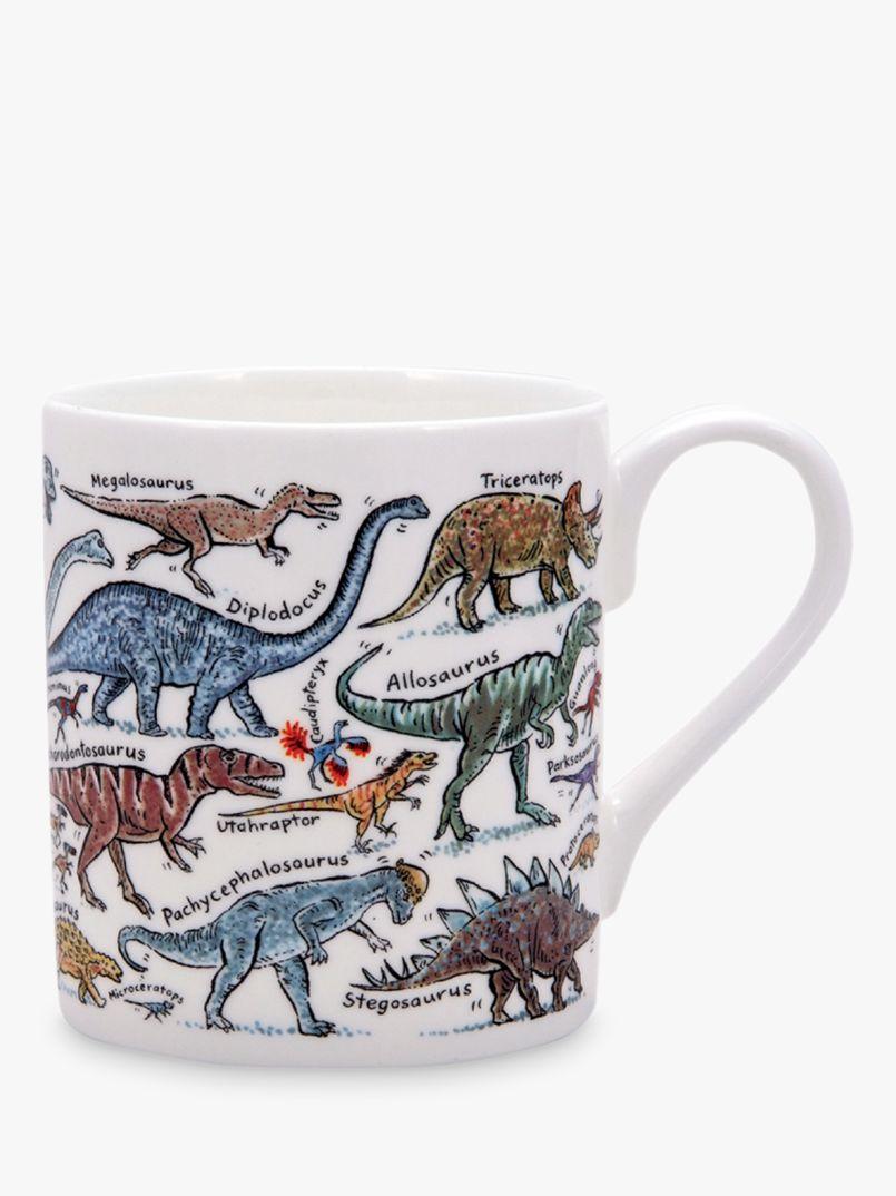 McLaggan Smith McLaggan Smith Educational Dinosaurs Mug, 500ml